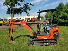 2015 Kubota KX018-4 Excavators