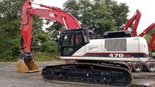 2015 Link Belt 470X4 Excavators