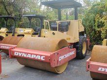 2007 Dynapac CA150D Compactors