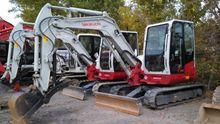 2014 Takeuchi TB260 Excavators