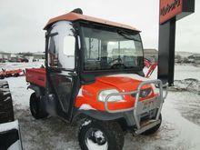 2009 Kubota RTV900T Utility veh