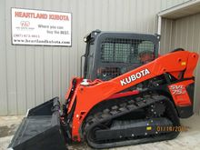 2017 Kubota SVL75-2 Loaders