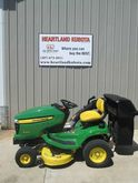 2012 John Deere X304 Riding law