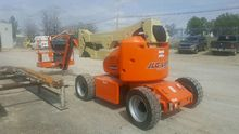 2014 Jlg E400AJP Articulated bo