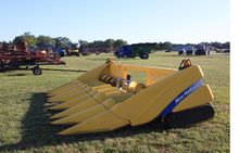 2012 New Holland 98D Corn Head
