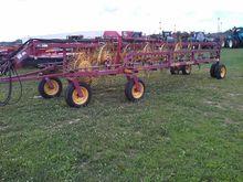 New Holland HT 154 14 WHEEL Hay