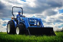 2016 Ls Tractor XR4046H Compact