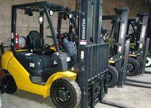 2016 Komatsu FG25T-16 Forklifts