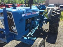 1973 Ford 4000 Compact tractors