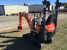 2015 Kubota K008-3 Excavators