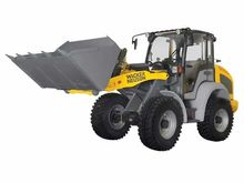 2016 Wacker 5055 Cabin Loaders