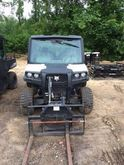 2014 Bobcat 3650 4 x 4 Utility