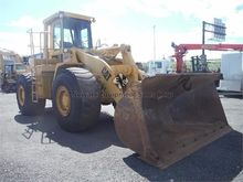 1988 CATERPILLAR 966E Loaders