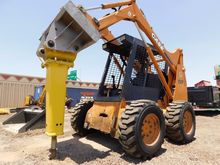 2002 CASE 75XT Skid Steer WITH