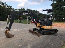 2012 DEERE 35D Excavators