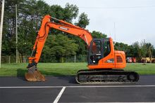 2014 DOOSAN DX140 LCR Excavator
