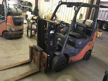 2008 TOYOTA 8FGCU25 Forklifts