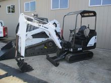 2014 BOBCAT 324 Excavators
