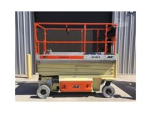 2017 JLG 3246ES Scissor lifts