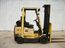 2004 HYSTER S50XM Forklifts