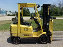 1997 HYSTER S50XM Forklifts