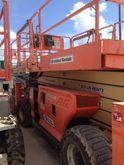 2007 JLG 4394RT Scissor lifts