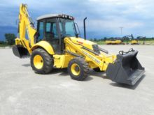 2007 NEW HOLLAND B95 Backhoe lo