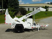 2010 Altec WC-126A Chipper