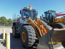 2011 Liebherr L 556 Loaders