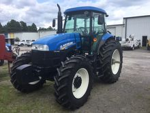 2014 NEW HOLLAND TS6.140 Tracto