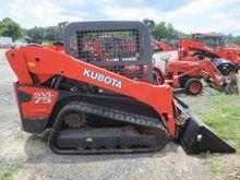 2015 KUBOTA SVL75 Compact track