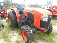2017 KUBOTA L4060 FARM TRACTOR
