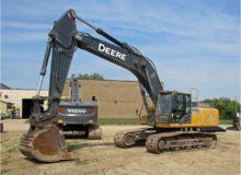 2012 DEERE 350G LC Excavators