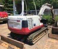2000 Takeuchi TB135 Excavators