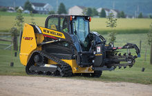 2017 New Holland C227 Compact t
