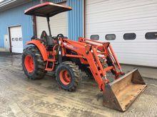 Kioti DK55 Compact tractors