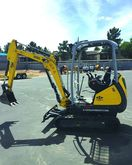 2014 Wacker ET20 Excavators