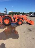 2016 Kubota MX5800HST Tractors