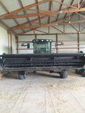 John Deere W110 Harvesters