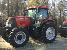 Case Ih Puma 150 CVT Tractors