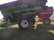 Brenner 874 Grain carts