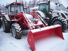 MTZ 952 EQUIPMENT TRACTORS