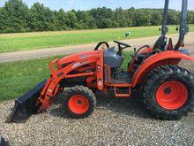 2008 Kioti CK30 Compact tractor