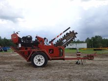 2011 DITCH WITCH RT12 Trenchers