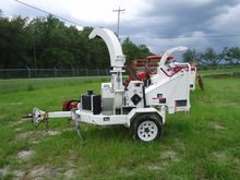 2012 ALTEC DC610 Chipper