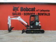 2017 Bobcat E50 T4 Long Arm Exc