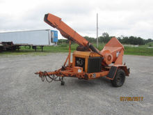 2008 MIDSOUTH 4MSD1212 Chipper