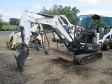 2015 BOBCAT E32 Excavators