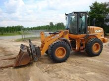 2012 CASE 521E Loaders