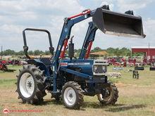 1985 Mitsubishi D3850FD Tractor